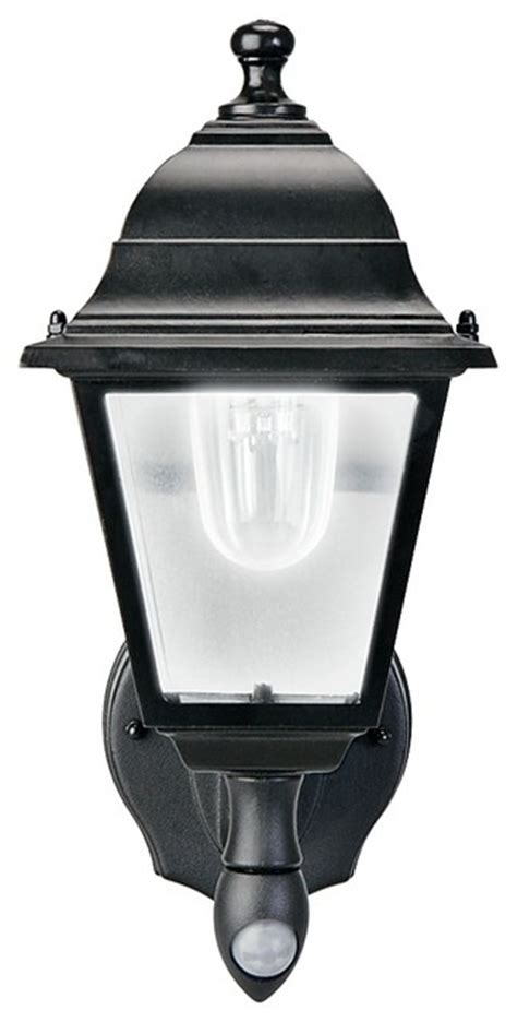 Country Cottage Outdoor Led Battery Powered Motion Outside Lights Battery Operated