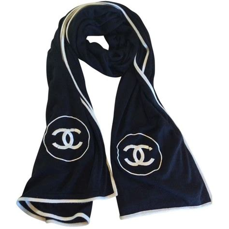 Chanel Scarf by Chanel Silk Scarf Chanel 21 500 Thb Liked On