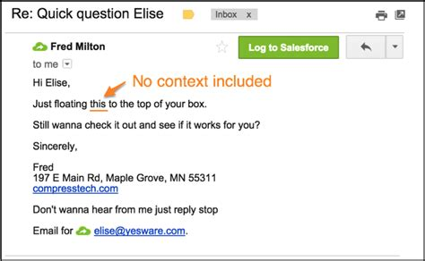 Search User By Email 7 Easy To Make Mistakes That Completely Ruin Your Follow Up Email Yesware