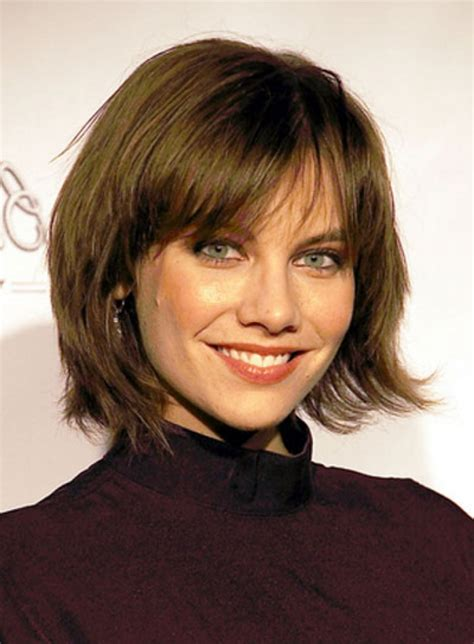 Hairstyle Bangs Pictures by Layered Bob Hairstyles With Bangs Layered Bob