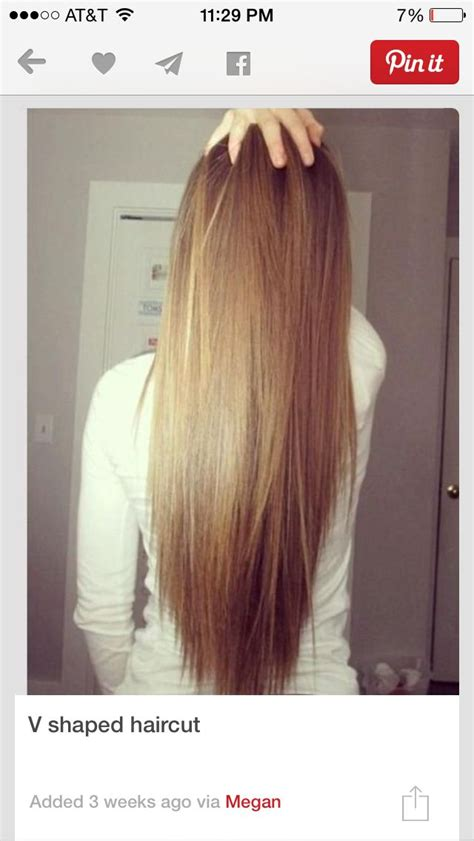 v layered haircuts on pinterest long v haircut v cut long layered v back hairstyles newhairstylesformen2014 com