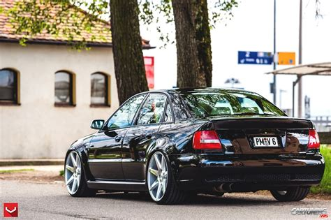 Audi S4 B5 Tuning by Tuning Audi S4 B5 Rear