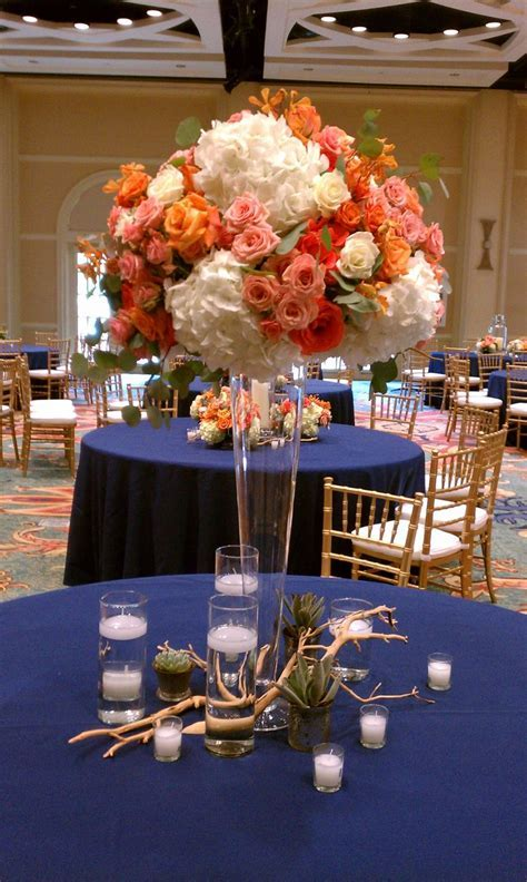 Best 25  Coral centerpieces ideas on Pinterest   Mint