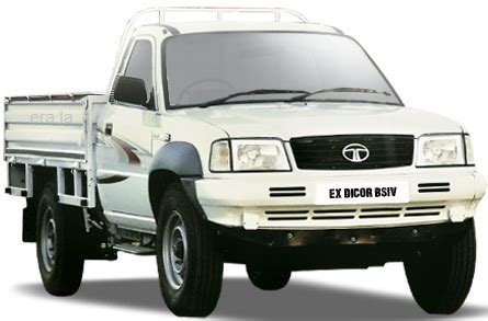 tata 207 ex dicor bsiv pickup truck price in india features