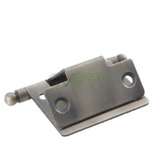 Overlay Hinges For Cabinet Doors New Cabinet Door Hinges Wrap Doors Hinge Overlay Hardware Bronze 2207 23 Ebay
