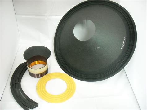 Speaker Rcf P400 eaw rcf l18 p400 18 quot aftermarket recone kit speaker