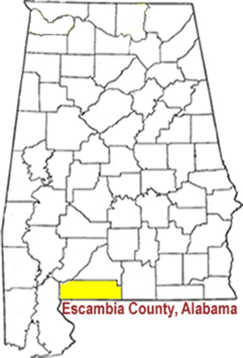 Escambia County Property Records Escambia County Alabama