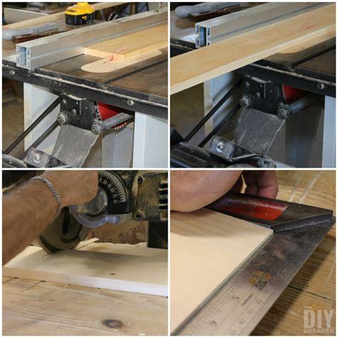how to woodwork how to build a screen door diy screen door
