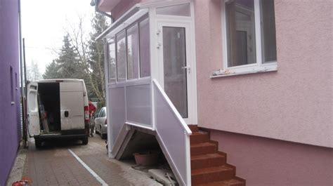veranda verglasung verglasung und umsetzung der veranda in bernolakovo