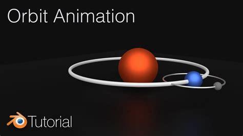 blender tutorial exploding planet orbit animation in blender planet and moon tutorial youtube