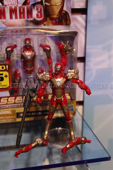 Toys Ironman 4 Secret Project Exclusive 2011 iron toys