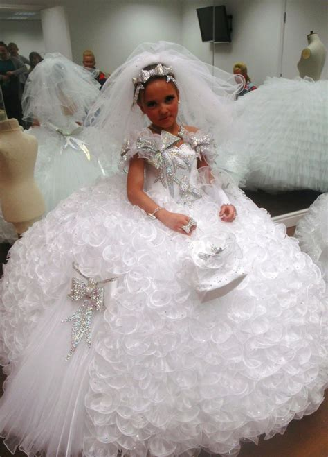 my bid another 1st communion dress bling