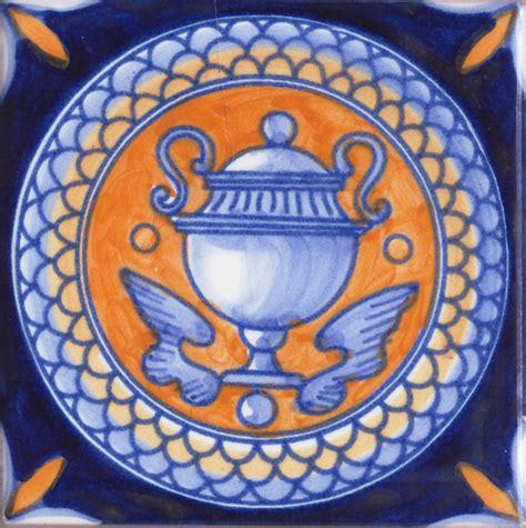 Piastrelle Deruta - piastrelle decorate antica deruta ceramica di vietri