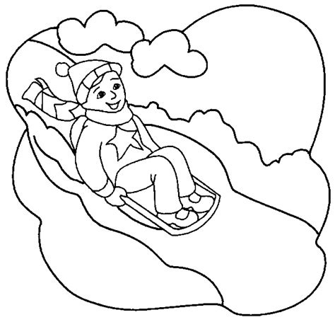 winter sports coloring pages free printable sports coloring pages
