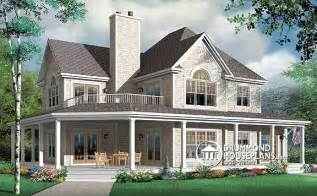 Homes With 2 Master Suites by Country Home With Two Master Suites