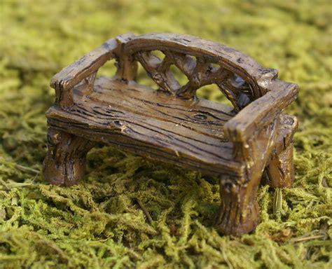 der garten shop holzbank 187 woodland 171 der miniatur garten shop