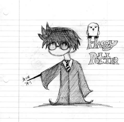Sketches To Draw When Bored by Harry Potter Bored Drawing Xd By Krazypenguin On Deviantart