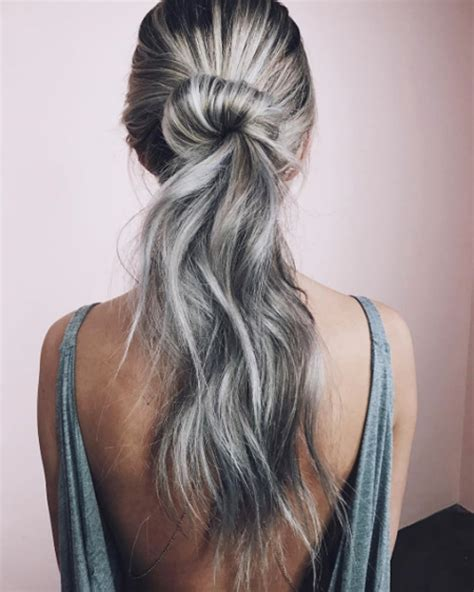 add cornstarch to hair color 41 of our favorite no fuss updos for summer style skinner