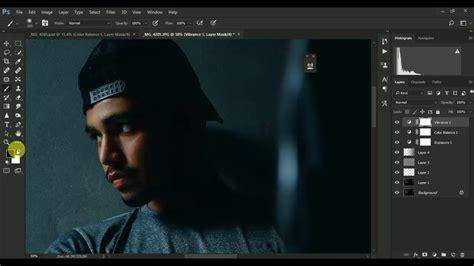 tutorial fotografia low key youtube photoshop cc tutorial indoor low key portrait editing