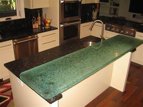 Raised Bar Countertop by Raised Countertop Rb 25 Cbd Glass