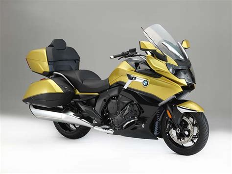 bmw touring bike 2018 bmw k 1600 grand america touring bike review