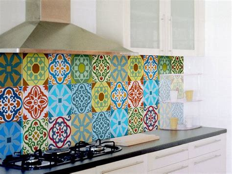 tile decals for kitchen backsplash tile decals set of 15 tile stickers for kitchen backsplash