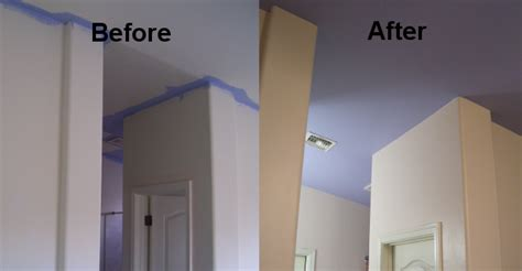 interior house paint before after interior house painting before and after tucson painters