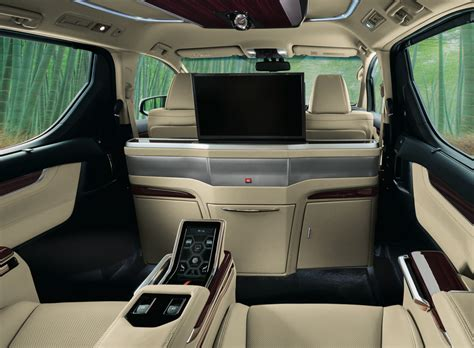 Karpet Alphard 2012 new toyota alphard and vellfire royal lounge variants