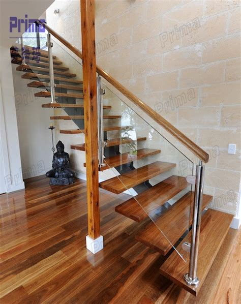 wood stair design l shaped solid wood staircase stairs designs indoor wooden