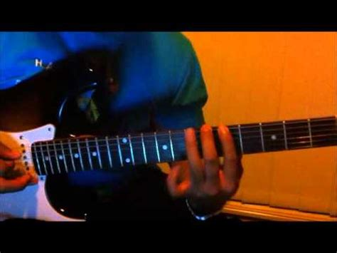 youtube guitar tutorial superstition guitar tutorial youtube