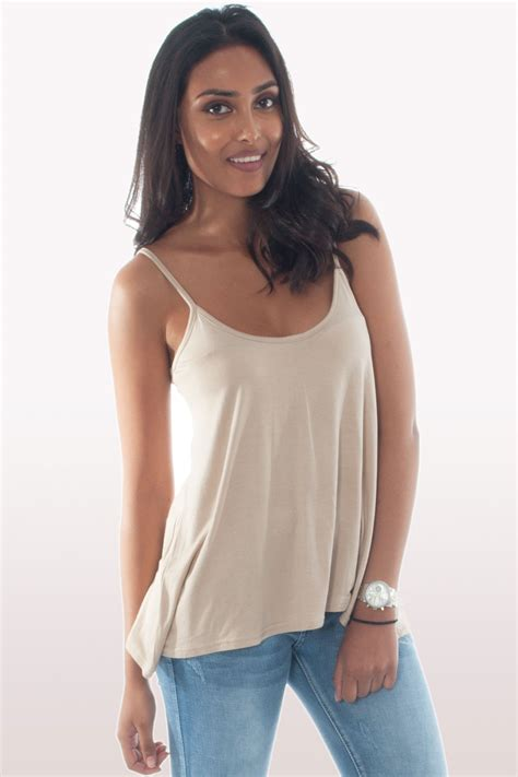 cami swing top coral cami top clothing tops fashion modamore