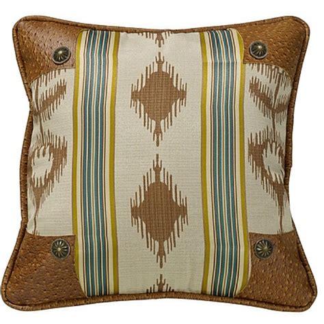 western decorative pillows alamosa western decorative pillow