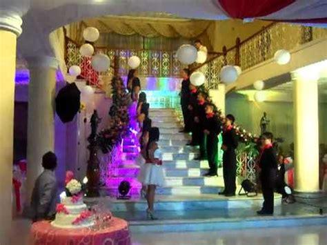 protocolo fiesta de 15 de camila salas youtube protocolo 15 a 241 os youtube