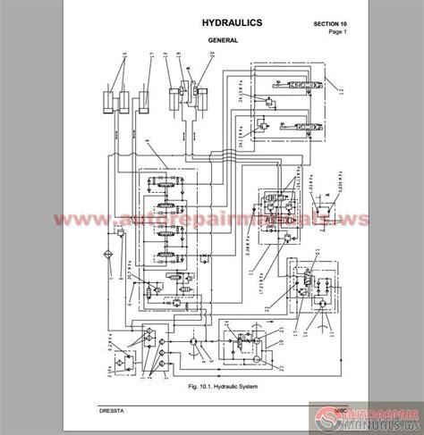 d21p 6 komatsu dozer wiring diagram get free image about