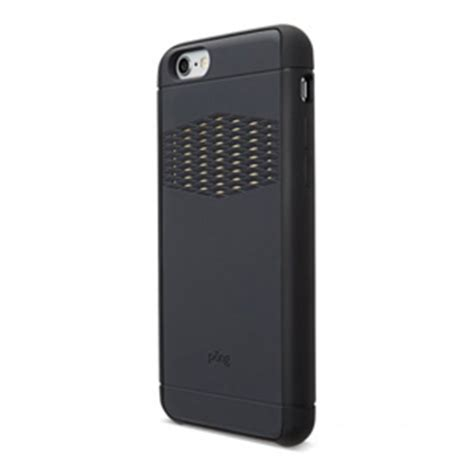 Pong Rugged by Pong Rugged Apple Iphone 6 Signal Boosting Black