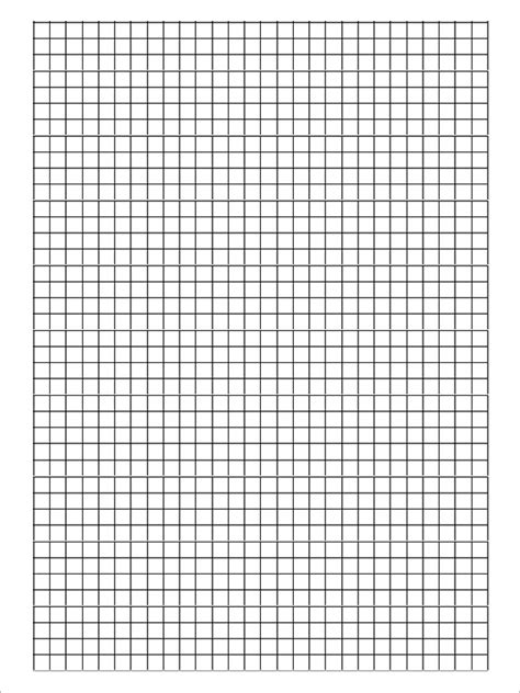 printable graph paper no margin sle blank graph paper 9 free documents in pdf