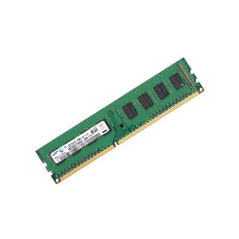 Ram Samsung 2gb 1rx8 Pc3 ram pc ddr3 1333 samsung pc3 10600u 2gb cl9 m378b5773dh0