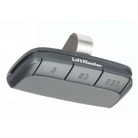 Garage Remote Opener by Liftmaster Remote Garage Opener 895max