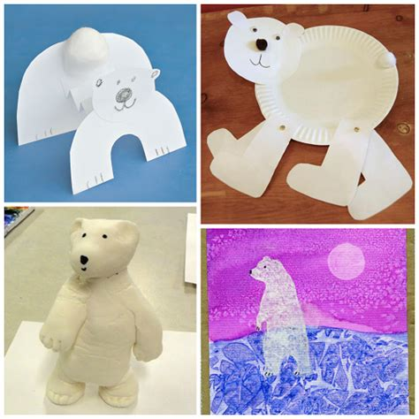 winter crafts for to make winter polar crafts for to make crafty morning