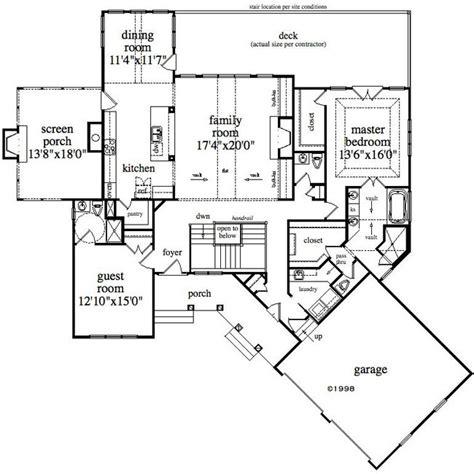 mountain house floor plans mountain house plan mountain house plans alp 0954