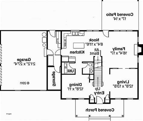 House Plan Beautiful Basic Rectangular House Pla Hirota Oboe Com