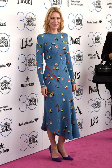 Independent Spirit Awards Cate Blanchett by Cate Blanchett In 2015 Independent Spirit Awards