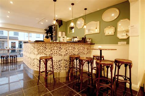 restaurant bar cafe tea room interior design company