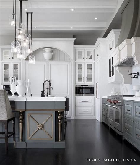black and grey kitchen cabinets best 25 cabinets ideas on