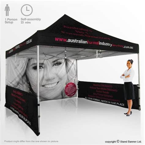 gazebo stand promotional advertising tents event gazebo stand banner