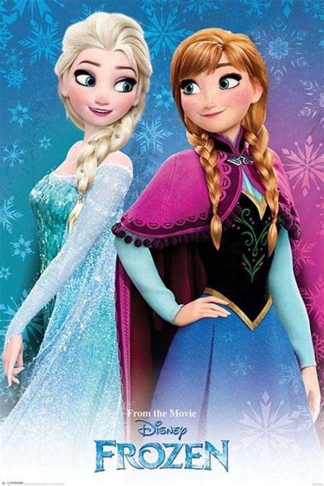 film frozen cartoon frozen disney sisters official poster official