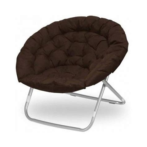 bedroom folding chair oversized oval chair living room dorm furniture brown teen