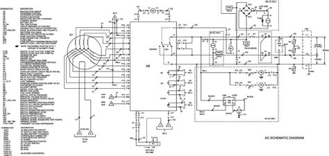 figure fo 1 generator set electrical schematic sheet 1 of 2