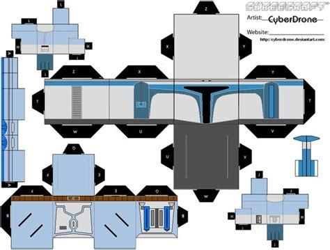 Boba Fett Papercraft - cubee jango fett by cyberdrone on deviantart