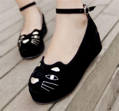 japanese cat platform shoes 183 fashion kawaii japan